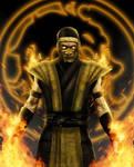 Mortal Kombat Scorpion by ricktimusprime0825