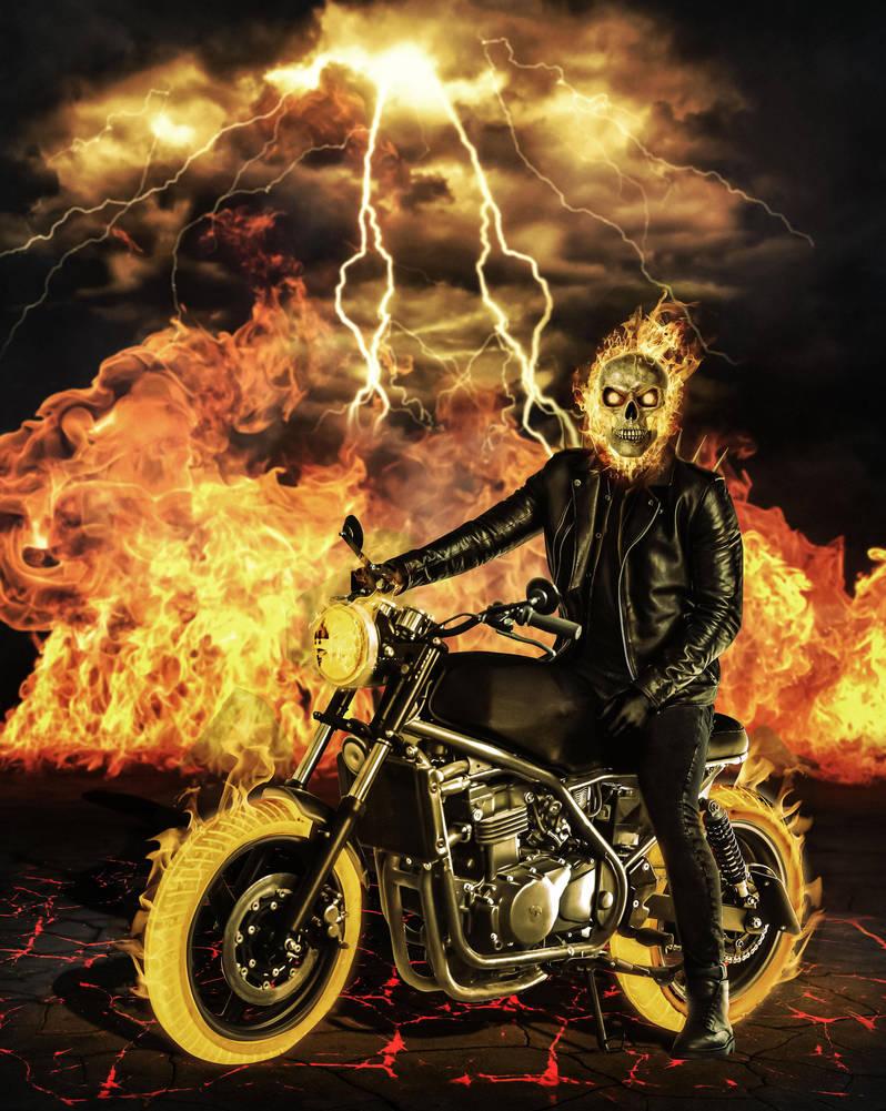 Ghost-Rider-2 by ricktimusprime0825