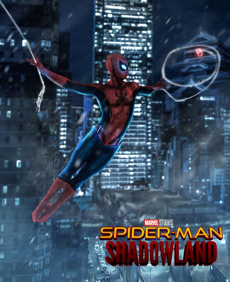 Spider-Man Shadowland-01 by ricktimusprime0825