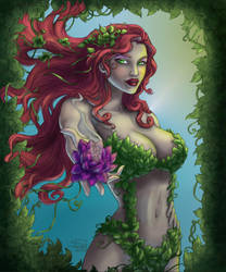 Poison Ivy by Be-rich