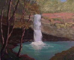 Buderim Waterfall - Queensland - Australia by llenllawg