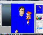 Shadowrun Koan Progress01 by Chrisboe4ever