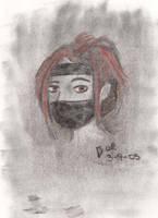 Ninja Kelly by Chrisboe4ever