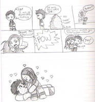 Notepad Comic by Chrisboe4ever