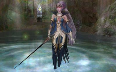 :ladyinvalid - the kamael: by invalid22