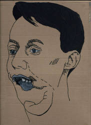 Alfred John Seale by NaomiFuller