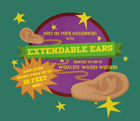 Extendable Ears by NaomiFuller