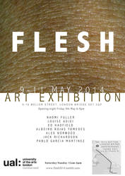 Exhibition 9th-11th May, London Bridge by NaomiFuller