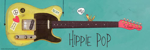 Hippie Pop banner by mstrychowska