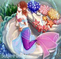 Mermaid by SumireSuzuki