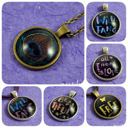 Special Necklaces by neophobica