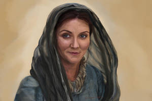 Catelyn Stark, Game of Thrones by RussianVal
