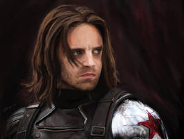 Winter Soldier by RussianVal