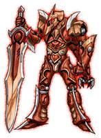 Divine Golem Talos by GleamingScythe