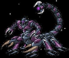 Girtarion, Arsenal Kill Bot by GleamingScythe