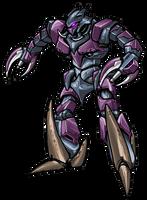 Girtarion, Humanoid Half by GleamingScythe