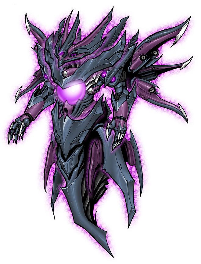 Divine Golem Domineus by GleamingScythe