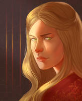Cersei Lannister by MisakiboysloveS7
