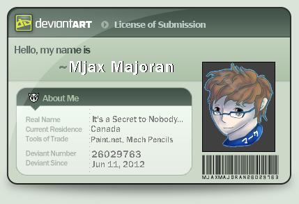 MjaxMajoran's Profile Picture