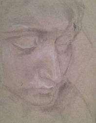 Graytone Study II by cadorath