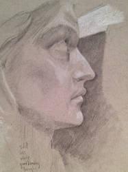 Graytone Study III by cadorath