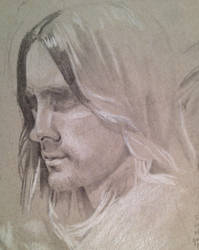 Graytone Study VIII by cadorath