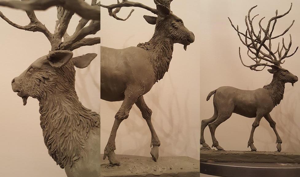 DeerGod Last by cadorath