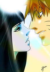 Hinata and Naruto by ZuJankowskaProject