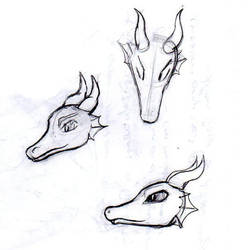 Riftwing Head Refs by RiftwingDesigns