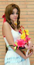 Flowers girl by NinaCosplay