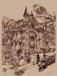 FFVII Perspective by shirou-oh-sakura