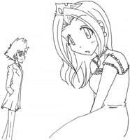 All Hail Princess Mimi by lime123