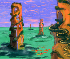 The Homeworld 01 by FlyingCarpets