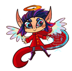 [OPEN - Auction] Chibi Adopt 001 by FlyingCarpets