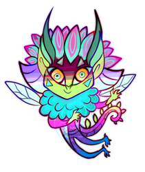[OPEN - Auction] Chibi Adopt 002 by FlyingCarpets