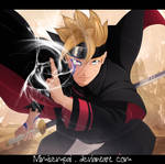 Boruto : I am a ninja by MimiSempai