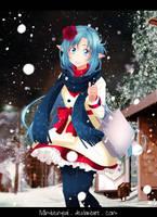 Sword art online : Asuna Yuki by MimiSempai