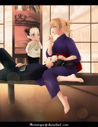 Naruto_Family Happiness by MimiSempai