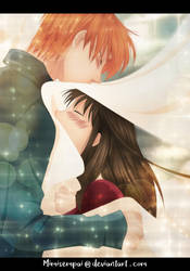 Fruits Basket : Tohru and Kyo_When love begins... by MimiSempai