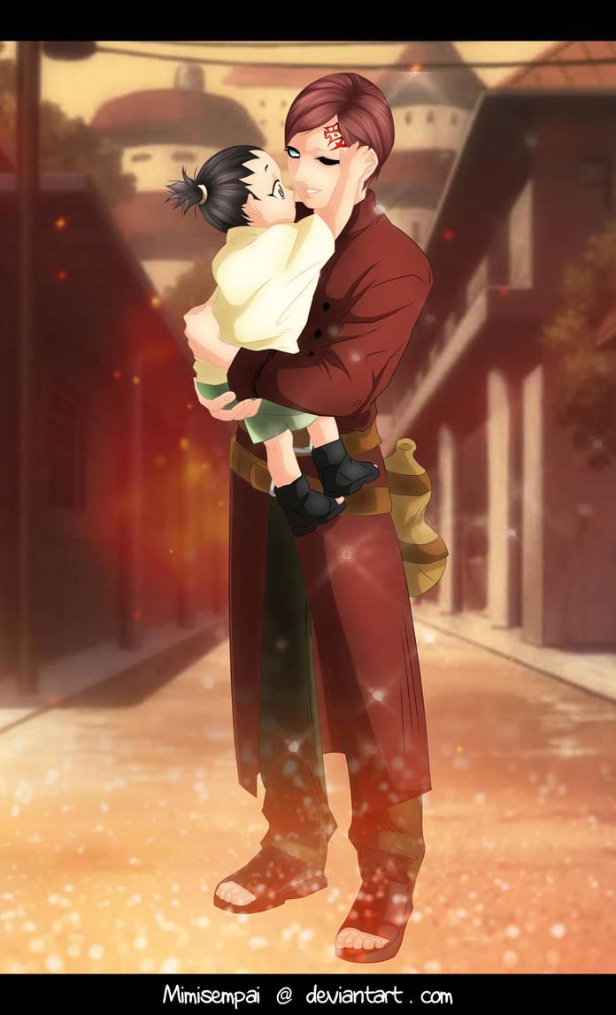 Naruto_Family Happiness_3 by MimiSempai