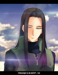 Naruto_Neji Hyuuga_Because you called me a Genius by MimiSempai