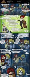 The Eye of Ramalach 228: Puck Bunny by avencri