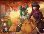 Happy Halloween 2018 by avencri