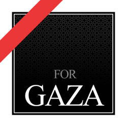 for gaza by ROo7i