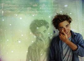 Rob Pattinson Wallpaper by EternalSunshine22