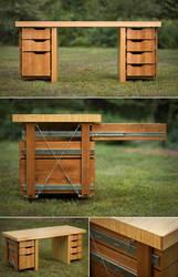 Desk by sbv20