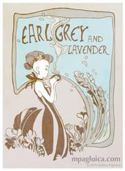 Earl Grey and Lavender by DarkSunRose