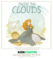 Eily Reading - Kickstarter Launching September 4th by DarkSunRose