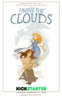 Above the Clouds poster by DarkSunRose