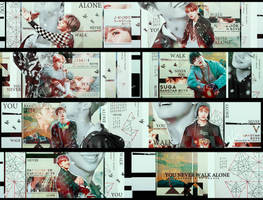 20170204-BTS-You Never Walk Alone by Chen-Ye